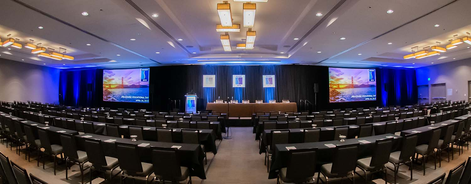 Conference Event Management: International Corporate Conference April 2019 (1)