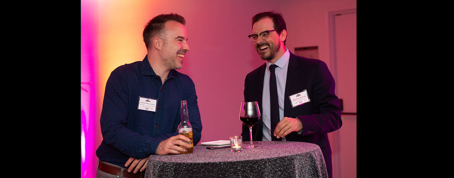 Corporate Event Management: Closing Night Reception April 2019 in San Francisco (1)