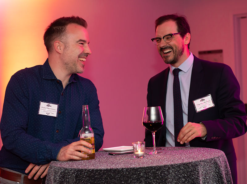 Corporate Conference: Closing Night Reception April 2019